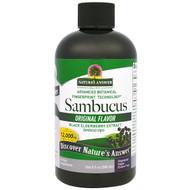 Natures Answer, Sambucus, Original Flavor, 12,000 mg, 8 fl oz (240 ml)