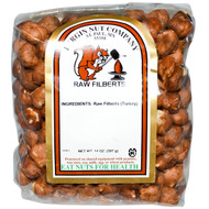 Bergin Fruit and Nut Company, Raw Filberts, 14 oz (397 g)
