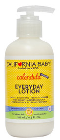 California Baby Everyday Lotion Calendula - 6.5 fl oz