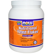 Now Foods, Nutritional Yeast Flakes, 10 oz (284 g)