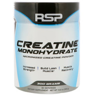3 PACK OF RSP Nutrition, Creatine Monohydrate, Micronized Creatine Powder, 10.6 oz (300 g)