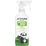 3 PACK OF ATTITUDE, Little Ones, Toy & Surface Cleaner, Concentrated, Fragrance Free, 16 fl oz (475 ml)