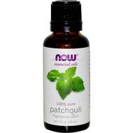 Now Foods, Essential Oils, Patchouli, 1 fl oz (30 ml)