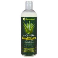 Real Aloe Inc., Aloe Vera Conditioner, 16 fl oz (473 ml)