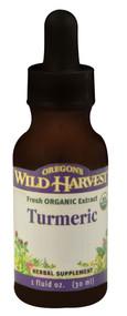Oregons Wild Harvest, Turmeric - 1 fl oz