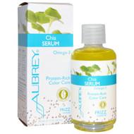 Aubrey Organics, Chia Serum, Frizz Control, 1.7 fl oz (50 ml)