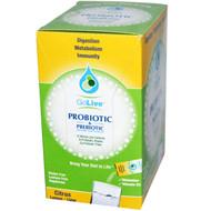 GoLive Probiotic & Prebiotic Citrus Blueberry-Lemonade - 10 Packets