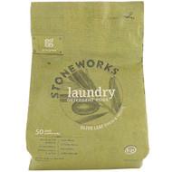 GrabGreen Stoneworks Laundry Detergent Pods Olive Leaf -- 50 Loads