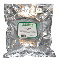 Frontier Natural Products, Lemon Ginger Tea, 16 oz (453 g)