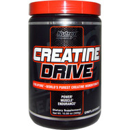 Nutrex Research Labs, Creatine Drive, Unflavored, 10.58 oz (300 g)