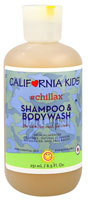 California Baby California Kids Chillax Shampoo & Body Wash - 8.5 fl oz