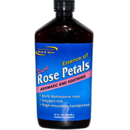 North American Herb & Spice Essence of Pure Rose Petals - 12 fl oz