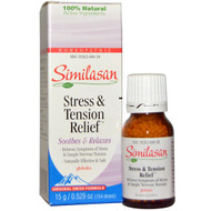 3 PACK OF Similasan, Stress & Tension Relief, 0.529 oz (15 g)