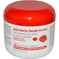 Home Health, Goji Berry Facial Cream, 4 oz (113 g)