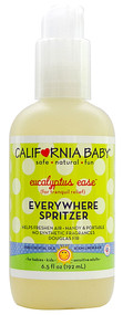 California Baby, Eucalyptus Ease Everywhere Spritzer - 6.5 fl oz