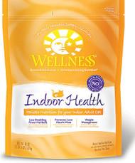 Wellness Indoor Health Dry Cat Food - 40 oz