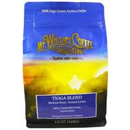 Mt. Whitney Coffee Roasters, Tioga Blend, Medium Roast Ground Coffee, 12 oz (340 g)