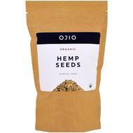 Ojio, Organic Hemp Seeds, 8 oz (227 g)