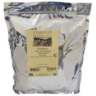 Starwest Botanicals, Organic, Basil Leaf C/S , 1 lb (453.6 g)