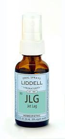 Liddell Jet Lag Homeopathic Spray - 1 fl oz