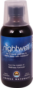 Source Naturals NightWell - 4 fl oz