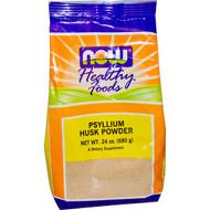 Now Foods, Psyllium Husk Powder, 24 oz (680 g)