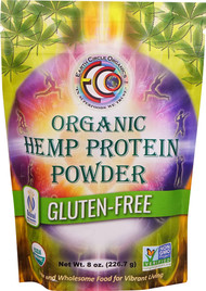 Earth Circle Organics Hemp Protein Powder - 8 oz
