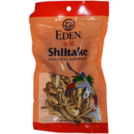 Eden Foods, Shiitake, Dried Sliced Mushrooms, 0.88 oz (25 g)