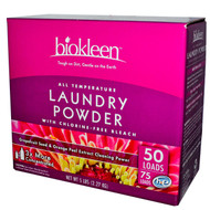 Bio Kleen, Laundry Powder, All Temperature, 5 lbs (2.27 kg)