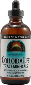 Source Naturals, ColloidaLife Trace Minerals - 8 fl oz