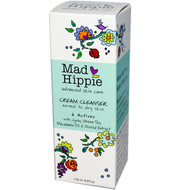 Mad Hippie Skin Care Products, Cream Cleanser, 6 Actives, 4.0 fl oz (118 ml)