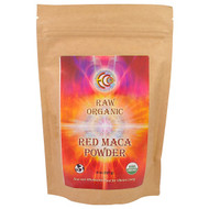 Earth Circle Organics, Raw Organic Red Maca Powder, 8 oz (227 g)