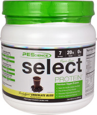 PEScience Select Vegan Protein Chocolate Bliss - 7 Servings