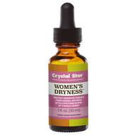 Crystal Star, Womens Dryness, 1 fl oz (30 ml)