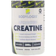 Bodylogix, Micronized Creatine, Unflavored, 5,000 mg, 10.58 oz (300 g)