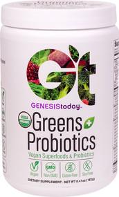Genesis Today Greens plus Probiotics - 6.41 oz