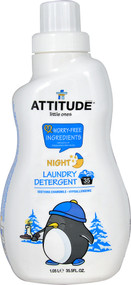 Attitude Little Ones Laundry Detergent Night Soothing Chamomile - 35.5 fl oz