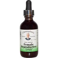 Christophers Original Formulas, Female Reproductive Formula, 2 fl oz (59 ml)