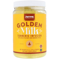 Jarrow Formulas, Golden Milk, Turmeric Infusion, 9.5 oz (270 g)
