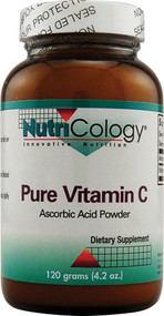 NutriCology Pure Vitamin C - 4.2 oz