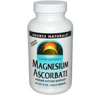Source Naturals, Magnesium Ascorbate, 8 oz (226.8 g)