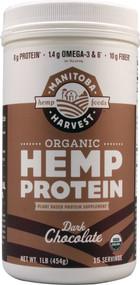 Manitoba Harvest Hemp Yeah! Max Fiber Chocolate -- 1 lb