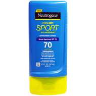 Neutrogena, CoolDry Sport, With Micromesh, Sunscreen Lotion, SPF 70, 5.0 fl oz (147 ml)