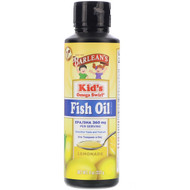 Barleans, Kids Omega Swirl, Fish Oil, Lemonade, 8 oz (227 g)
