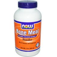 Now Foods, Bone Meal Powder, 1 lb (454 g)