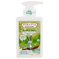 Jack n Jill, Natural Bathtime, Bubble Bath, Simplicity, 10.14 fl. oz (300 ml)