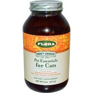 Flora, Udos Choice, Pet Essentials for Cats, 8 oz (227 g)