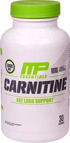 MusclePharm Essentials Carnitine - 1000 mg - 30 Servings