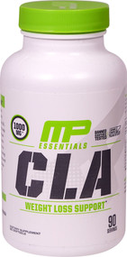 MusclePharm Essentials CLA - 1000 mg - 90 Servings