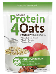 PEScience Select Protein4Oats Apple Cinnamon - 12 Servings